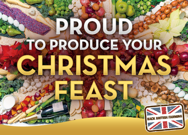Britain's farmers are proud to produce Britain's food